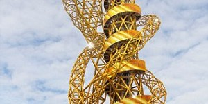 Orbit Tower Will Go Gold If England Win The World Cup