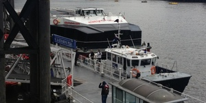 City Cruises Vessel Collides With Tower Bridge