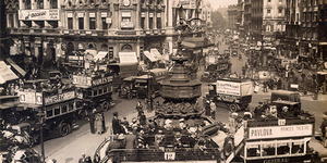 Goodbye Piccadilly: The Role Of The London Bus In WWI
