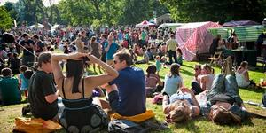 Unwind At The Crystal Palace Overground Festival