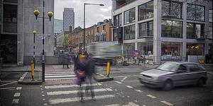Fewer People Killed And Seriously Injured On London's Roads In 2013