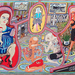 Grayson Perry, 'The Adoration of the Cage Fighters', 2012