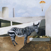 Christopher Wood, Zebra and Parachute, 1930, © Tate, London 2013