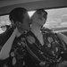 Dennis Hopper Irving Blum and Peggy Moffitt, 1964 The Hopper Art Trust © Dennis Hopper, courtesy The Hopper Art Trust