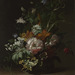 Rachel Ruysch Flowers in a Vase, about 1685 © The National Gallery, London