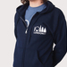 Our Londonist hoodie is unisex, wearable both by women and men