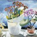 Winifred Nicholson, Polyanthus and Cineraria, 1921, Private Family Collection / © Trustees of Winifred Nicholson