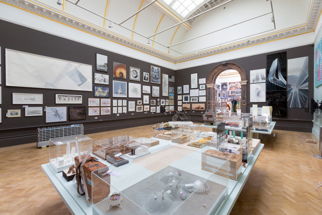 Summer Exhibition 2014 At The Royal Academy