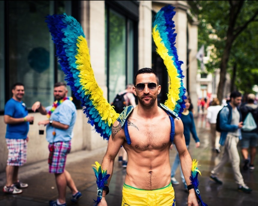In Pictures: Pride In London 2014