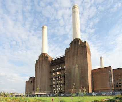 Outdoor Cinema At Battersea Power Station This Summer
