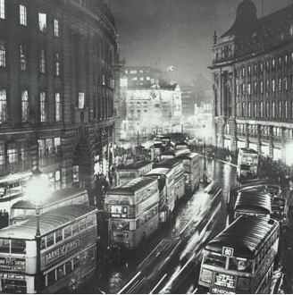 Bus Cavalcade Comes To Traffic-Free Regent Street This Sunday
