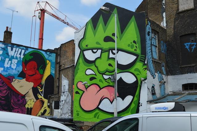 Giant Street Art Walls To Be Demolished
