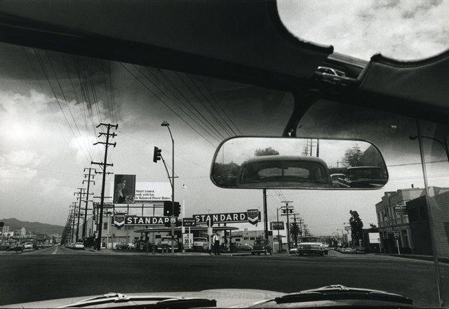 Dennis Hopper Double Standard, 1961 The Hopper Art Trust © Dennis Hopper, courtesy The Hopper Art Trust