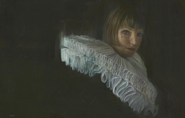 BP Portrait Award 2014 At National Portrait Gallery