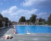 Head to one of London's amazing #lidos this summer