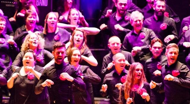 UK's Top LGBT Choir Brings Harmony To Hackney
