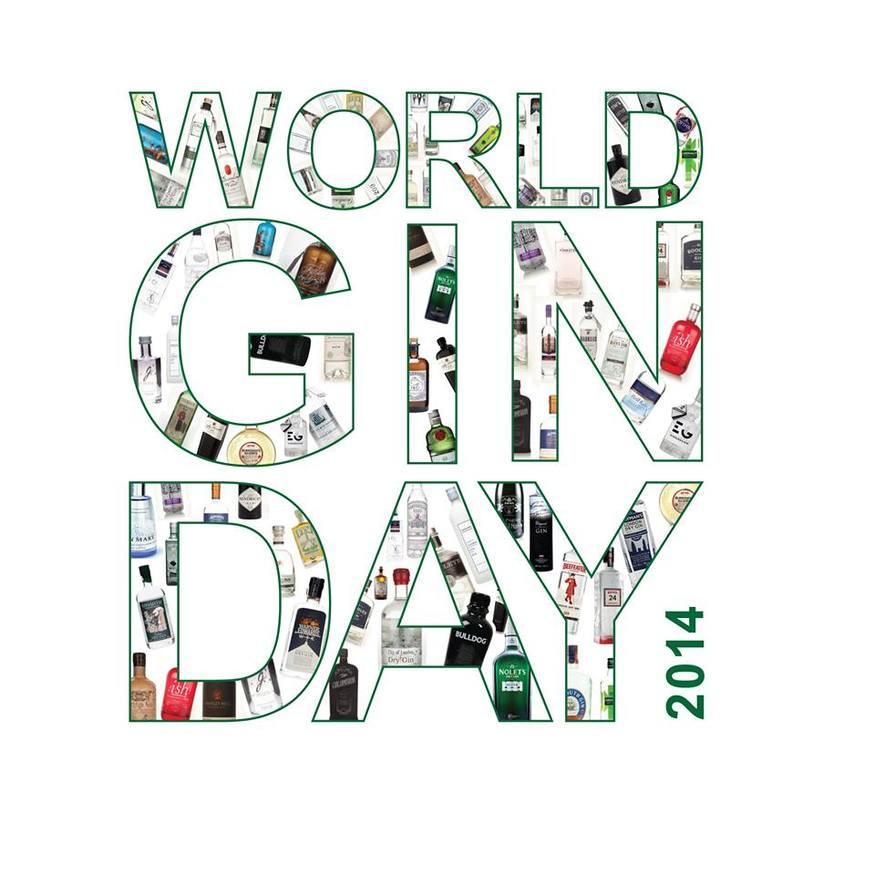 Celebrate World Gin Day On Saturday