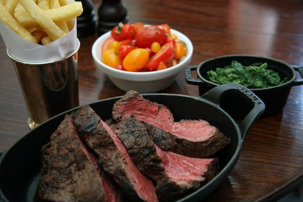 Steak Restaurant Air Street