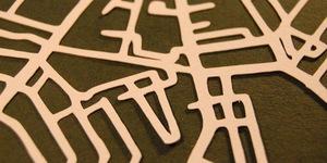 Kip Perdue's Papercuts Of London