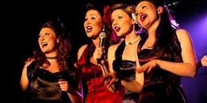 New London Music: Four Femmes On The Thames