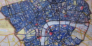 Meet The Person Who's Walked Every Street In Central London