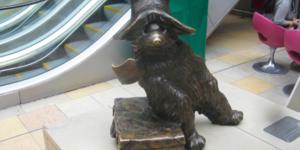 London's Best Literary Statues