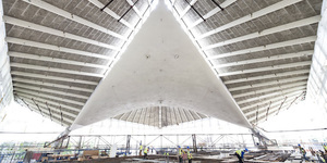 In Pictures: Design Museum's New Home Takes Shape