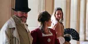 Gossip, Smut And Debauchery At Hampton Court Palace