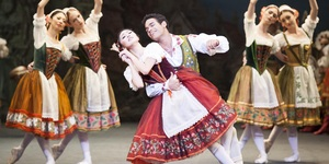 Coppelia: Laugh-Out-Loud Ballet