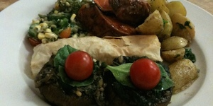 Vegetarian London: Foodilic Restaurant Review