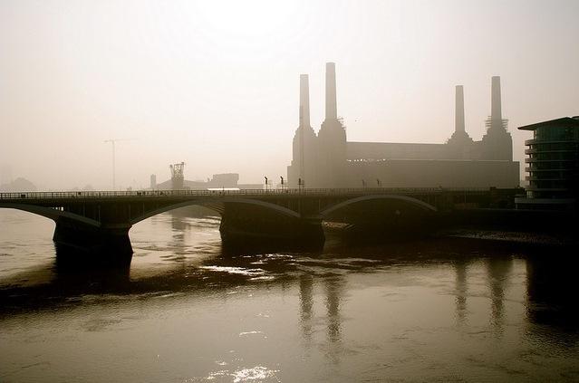 battersea smog