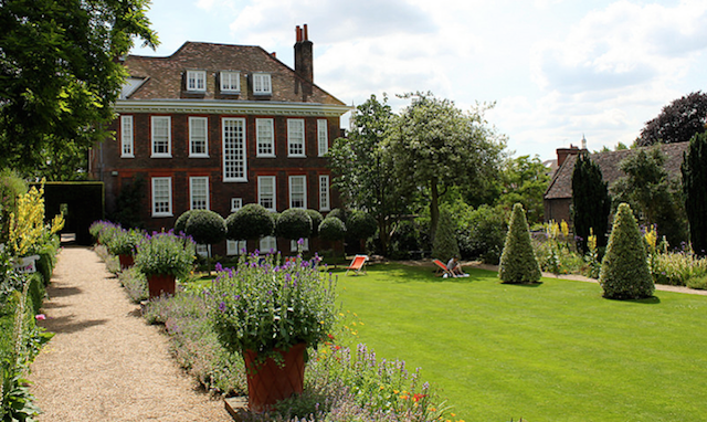 North front of Fenton House in Hampstead, by shadow_in_the_water on Flickr