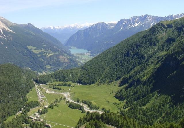 Swiss vista