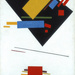 Suprematist Painting (with Black Trapezium and Red Square) 1915 Stedelijk Museum, Amsterdam