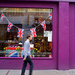 Purple shop in Soho. Photo taken back in 2012, by Fabio Lugaro