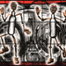 BODY POPPERS 2013 89 x 124 13/16 in. (226 x 317 cm) © Gilbert & George Courtesy White Cube