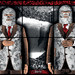 CLAD 2013 59 7/16 x 75 3/16 in. (151 x 191 cm) © Gilbert & George Courtesy White Cube