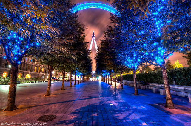 Get Ready For Christmas In London 2014