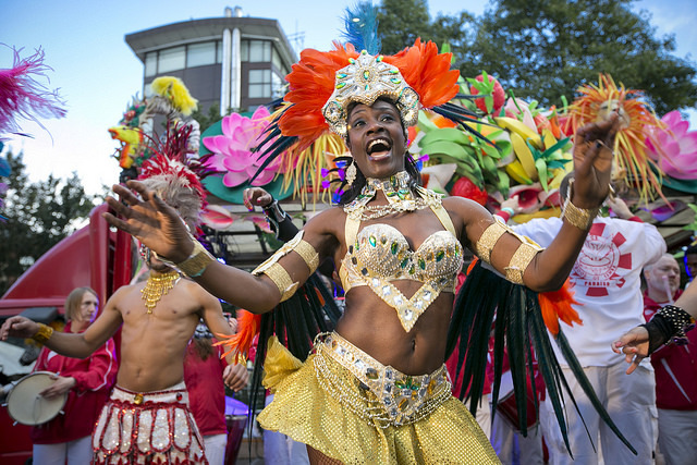 Party Like It's Rio At Great British Carnival