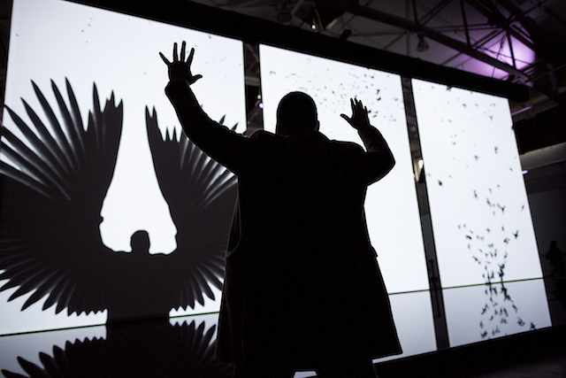 Digital Technology Mixes With Creativity In New Exhibition At The Barbican