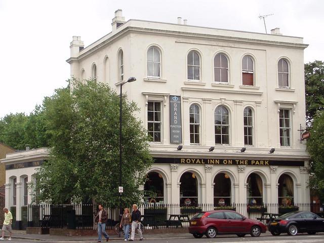 A Victoria Park Pub Crawl