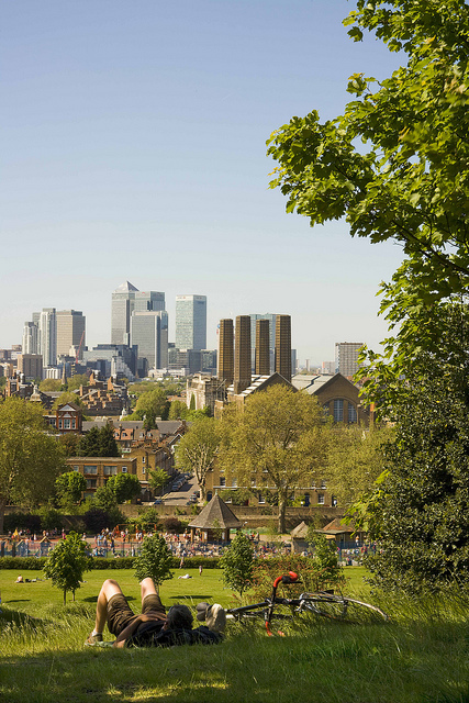 Greenwich Park by simonfcooper.