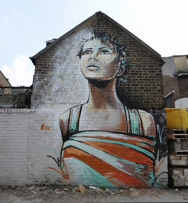 Nominate Your Neighbourhood For A Street Art Festival