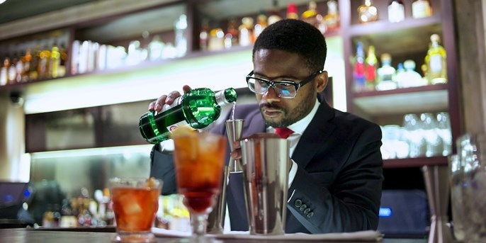 Cocktails: Union Street Bar