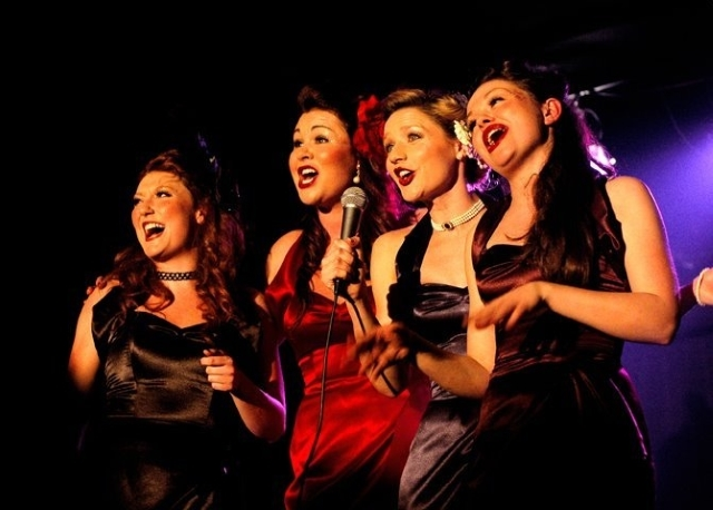 New London Music: Four Femmes On The Thames