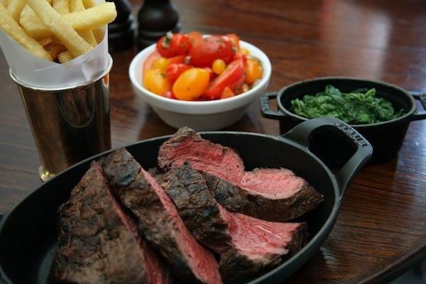 New Restaurant Review: Hawksmoor Knightsbridge