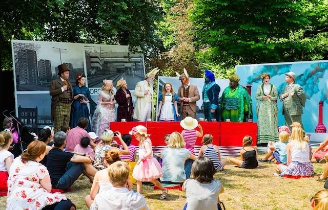 Regress To Childhood: See Alice's Adventures In Opera