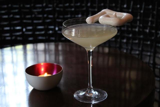 Maze Martini at Maze Gordon Ramsay
