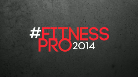 Kick Start Your Fitness Career With #FitnessPro2014