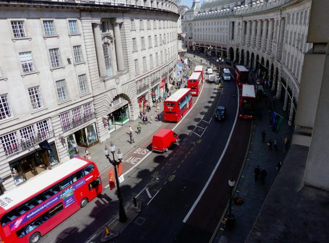 Regent Street Goes Traffic-Free For Summer Streets Festival